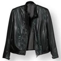 China 冬のS M L XL XLLの羊毛は革革靴100%の多キャンバスのジャケットの人を並べました on sale
