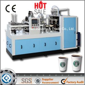 China Hot Sale ZBJ-X12 Paper Cup Forming Machine Price on sale
