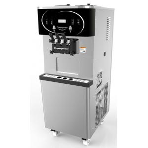 China agitateur et pasteurisateur magnétiques 3.6KW de machine de crème glacée 185KG mou on sale