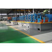 China Carbon Steel ERW Pipe Mill on sale