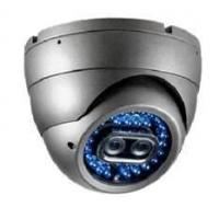 CCTV IR IP Dome Camera with 1/4 Inch Sharp CCD 80(W)-34(T) Degree SC-6001A
