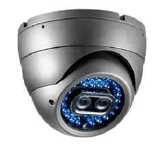 China CCTV IR IP Dome Camera with 1/4 Inch Sharp CCD 80(W)-34(T) Degree SC-6001A on sale