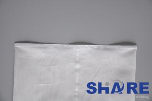China Ultrasonic-welded Mesh Filter Bags for Industrial Filtration on sale