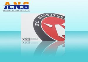 China Glossy Surface Nfc Smart Card Rfid / 6.2 G Custom Rfid Cards Security on sale