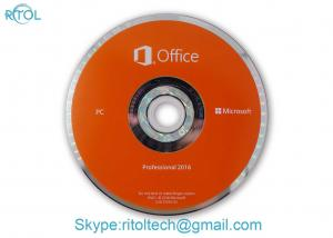 China Online Activation Office 2016 Pro License Key , Microsoft Office 2016 Retail Box on sale