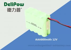 China Portable DVD 12 Rechargeable Battery Pack AAA 800mAh With 3 Years Cycle Life on sale