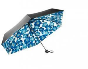 China Off - Set Print  Lightweight Hiking Umbrella / Backpacking Umbrella Metal Tips on sale