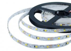 China AD Signs LED Multi Coloured Strip Lights , DC 12V  Flexible LED Ribbon Lighting on sale