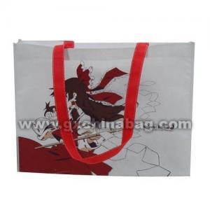 China GX2012058 Shopping Bag cartoon logo printing on both sides on sale