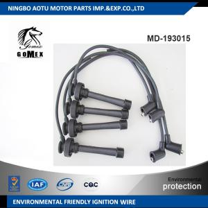 MITSUBISHI MD-193015 Solid Core Spark Plug Wires 7mm Ignition Coil on solid aluminum wire, solid copper wire, solid vs stranded electrical wire, no 12 gauge solid wire,
