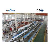 China Jwell 1200mm Drip Irrigation Plumbing HDPE Pipe Extrusion Line on sale
