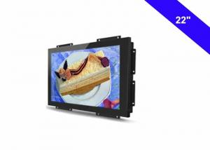 China Open Frame LCD Monitor VGA and HDMI input 22 inch Digital Advertising Display on sale