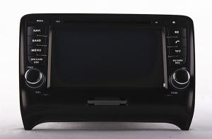 China 7 inch FHD 1080P 3G FM AUDI TT Navigation System With Steering Wheel Control on sale