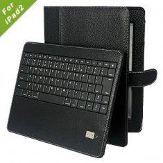 China Spill - proof 30pin USB wireless Apple Ipad 2 Protective Case with Bluetooth Keyboard on sale