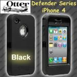 Otterboxの擁護者の例+ Iphone 4&ampのためのベルト クリップ+小売包装;4S
