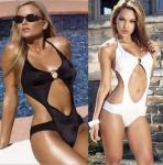 FN056 Wholesale 2017 New Design Sexy Mature Women One Piece Bikini