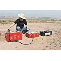 China Large Area Gold Ore Detector DJF Large Power IP Meter on sale