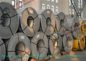 China Prime 420J1 AS SUS EN DIN Cold Rolled / Hot Rolled Stainless Steel Coil with 2B BA Surface on sale