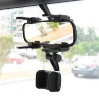 Car Rearview Mirror Mount Truck Auto Bracket Holder Cradle For Iphone 7/6/6s Plus