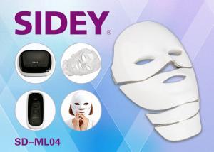 China PTD Led Light Therapy Facial Beauty Mask Home Use Beauty Machine on sale