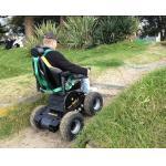 Взбираясь кресло-коляска лестниц OB-EW-010 4WD электрическая