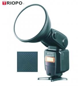 China L-880 Dual mode TTL outdoor flash light speedlite with lithium battery on sale