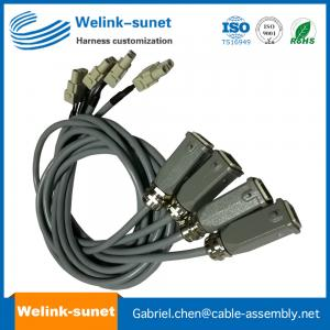 Harting HAN Modular 09140022701 CONNECTOR 2PIN +M20 GLAND industrial ...