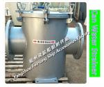 Marine coarse water filter / suction coarse water filter AS400 CB/T497-1994
