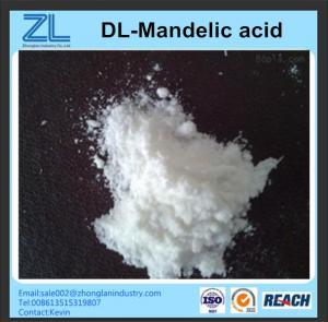 China DL-Mandelic acid on sale