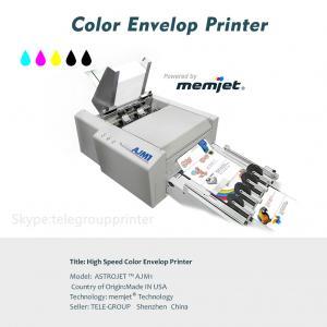 China Color Envelop Printer, Inkjet, Power by Memjet ,Astro AJM1,Variabel Data Printing,DIY Color Envelop,Bills on sale