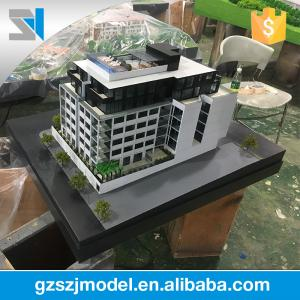 Quality 3d real estate design model from architectural model making factory for sale