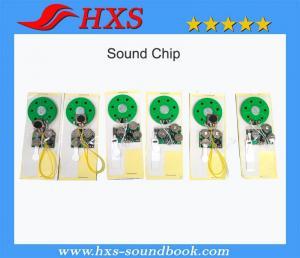 China Custom Music Greeting Card Sound Chip on sale