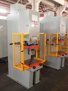 China c frame high speed hydraulic press on sale