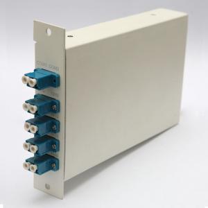 China CWDM,DWDM,OADM Module in LGX Box on sale
