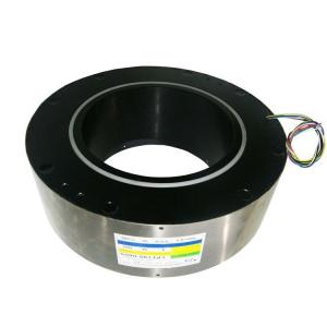 China φ 190mm Through Bore Slip Ring with 50 A Per Wire and IP54 for Heavy Equipment on sale