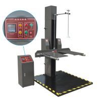 China DUAL-ARM DROP TESTER for Large Package Testing on sale