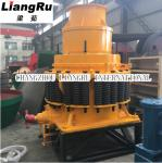High Efficiency Mobile Spring Cone Crusher For Stone / Industrial Rock Crusher