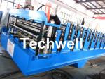 Double Layer Roll Forming Machine For Roofing Sheet Forming Machine With Hydraulic Cutting