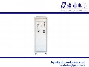 China HS-6125 Single Phase Meter Aging and counting Equipment Source on sale