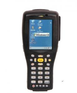 China Handheld Mobile Computer with 1D barcode scanner, WiFi and GPRS on sale