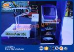 Jogos brancos/azuis do tiro da realidade virtual, TA dos jogos de simulação da realidade - VR005