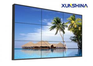 China High Contrast 55\ 3x3 Video Wall with 3.5mm Super Thin Bezel on sale