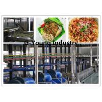 oil frying instant Noodle Machine fried Noodle Processing Machine production line