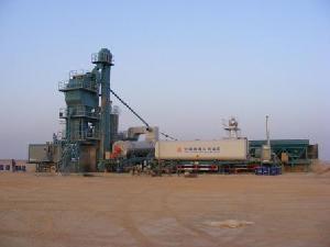 China Batch Mobile Asphalt Plant (QLB-Y1500) on sale