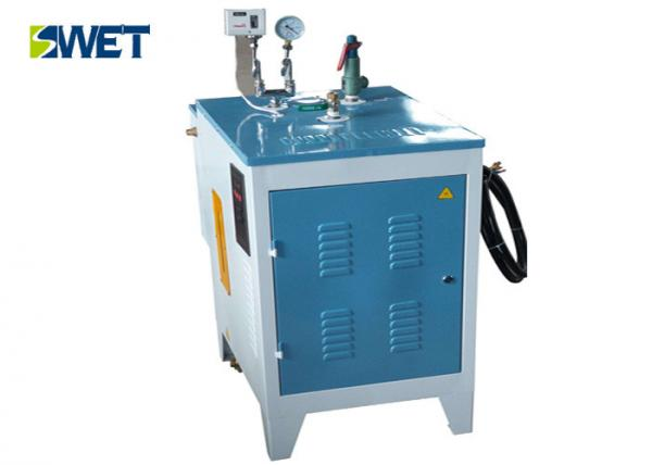 Reliable Electric Steam Boiler Furnace 72 KW Power 880×870 ×1300mm ...