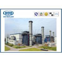 Chaudière du lit fluidisé de circulation de vapeur CFB pour la centrale industrielle 75 t/h