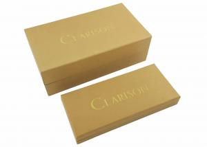 China High End Paper Lid And Base Boxes Apparel Gift Elegant Presentation Textured Surface on sale