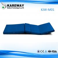 Blue Hospital Foam Mattress , 8CM Hospital Bed Memory Foam Mattress KJW-M01