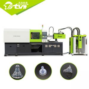 China Silicone Baby Nipple LSR Injection Molding Machine Automatic 12.1KW on sale