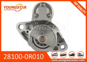 China 28100-0R010 Starter Motor For Toyota 28100-0R010 / Toyota Corolla Avensis on sale